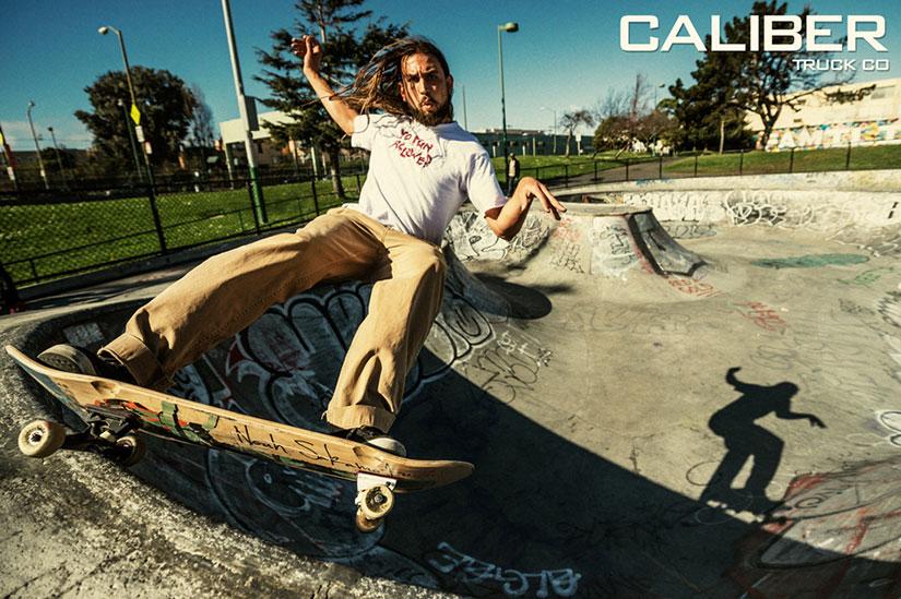Caliber Trucks Standard. Dave Tannaci