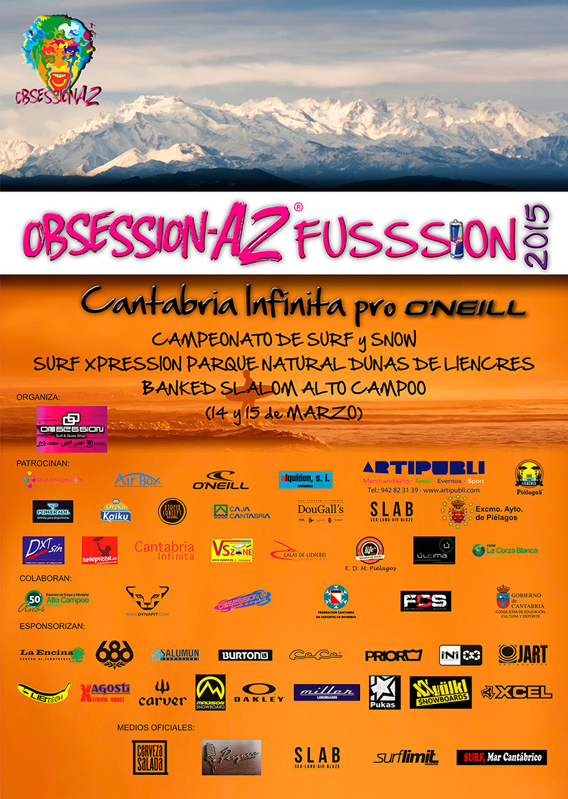 Cartel obsession a2 fussion 2015