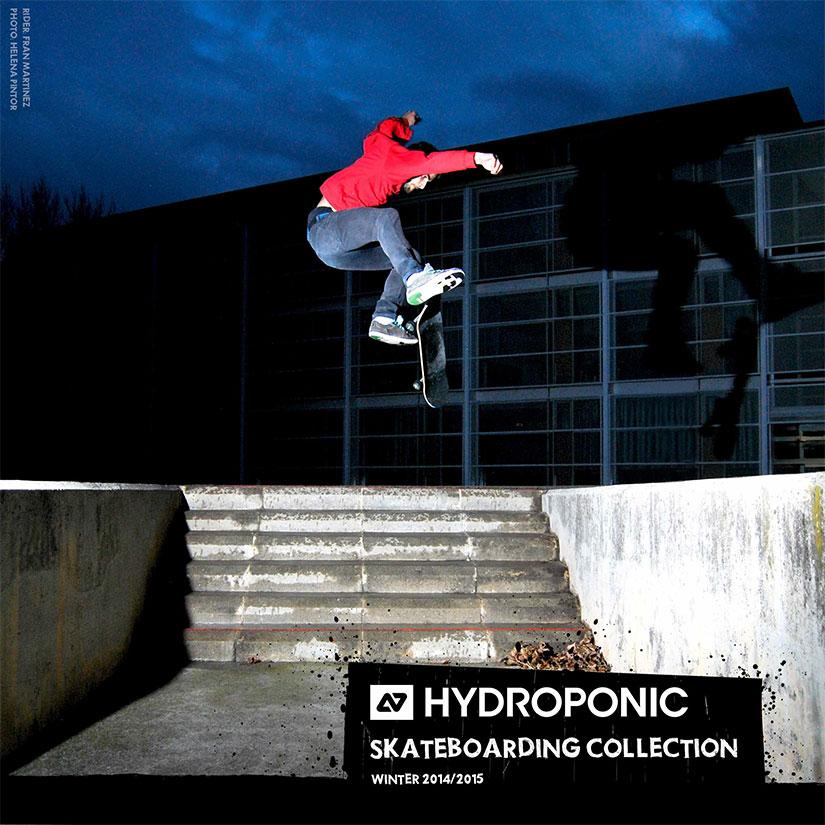 Hydroponic skateboards catalogo