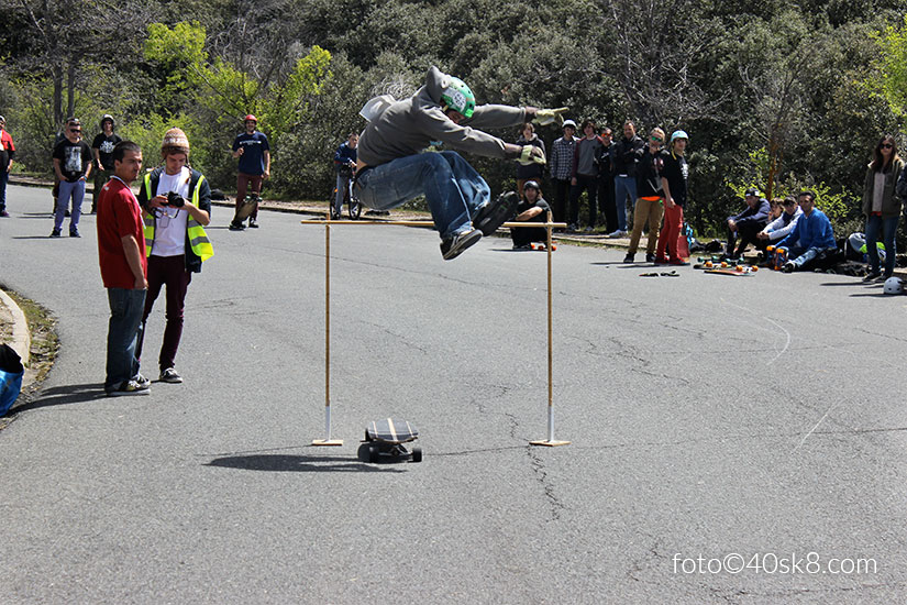 II Open Nacional Longboard los Angeles de San Rafael