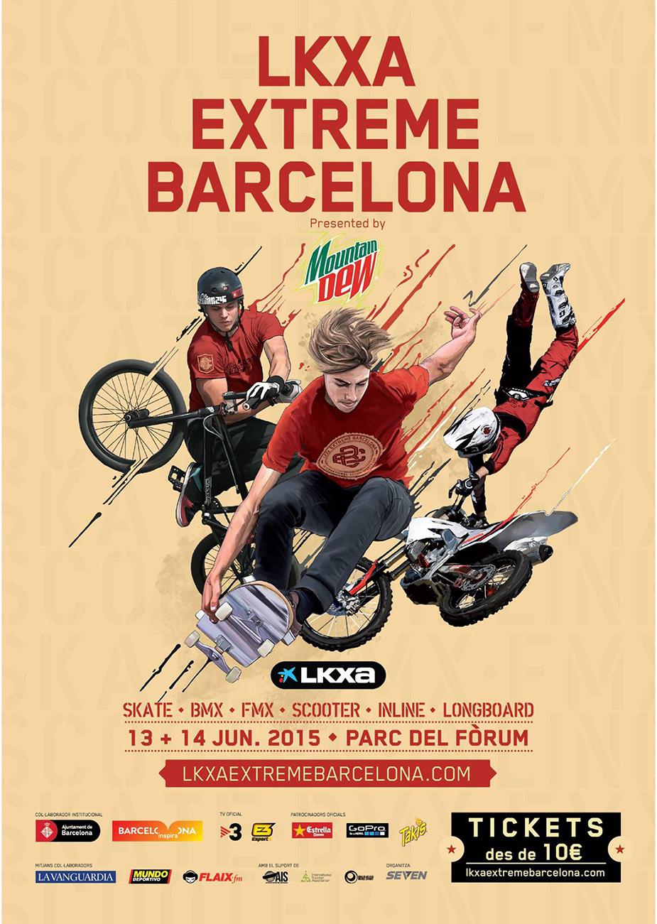 LKXA Extreme Barcelona
