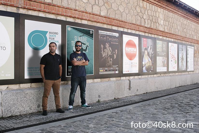 Dani Etura Y Pedro Pablo Pérez