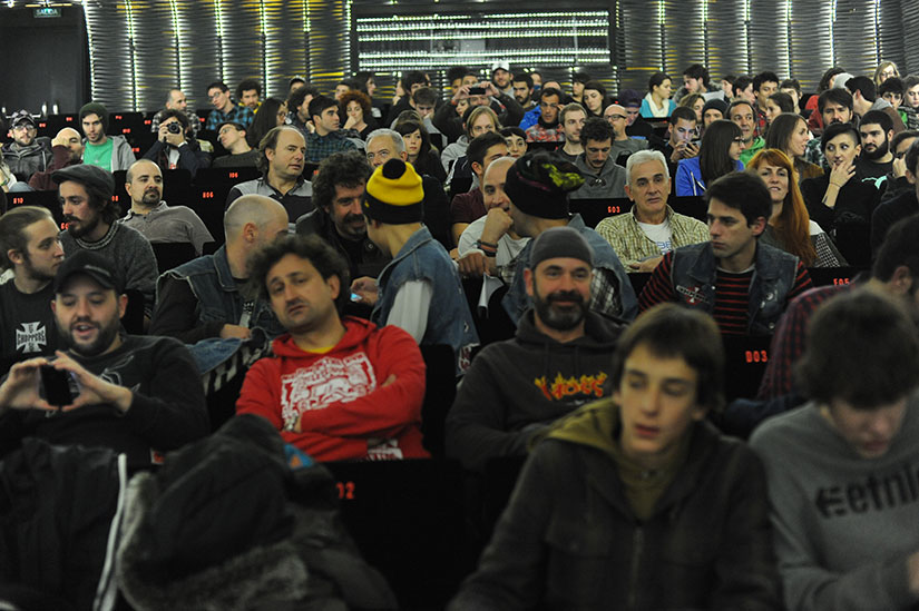 Madrid Skate Film Festival. Cineteca