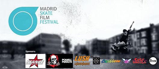 Madrid Skate Film Festival MSFF