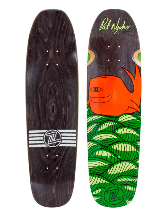 Skateboard Z-Flex model Pat Ngoho Master Crafted