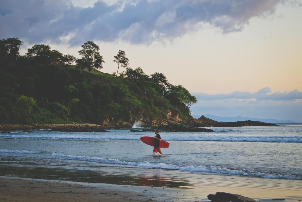 Playa Maderas - Nicaragua