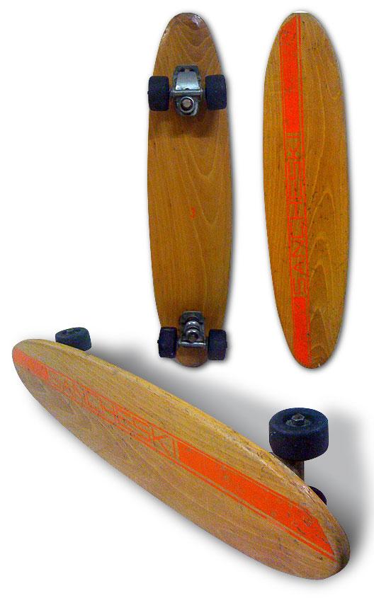 Sancheski Macizo skateboard