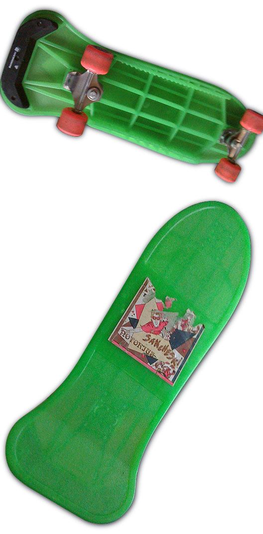 Sancheski Notoriu Skateboards