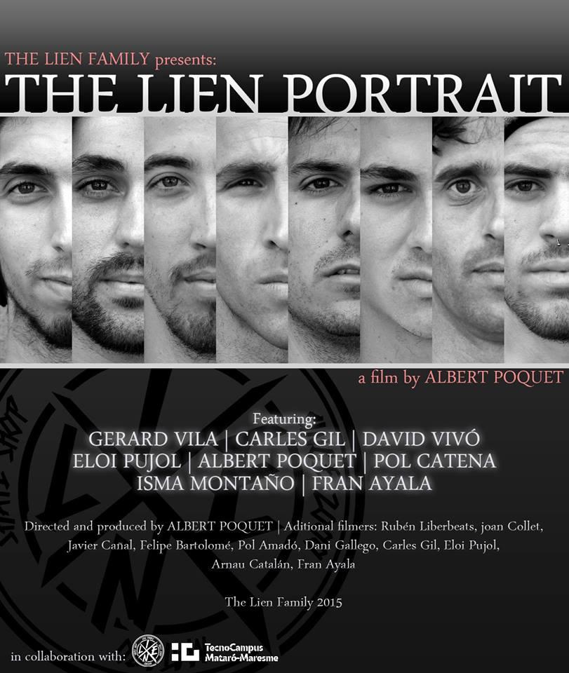 The Lien Portrait cartel