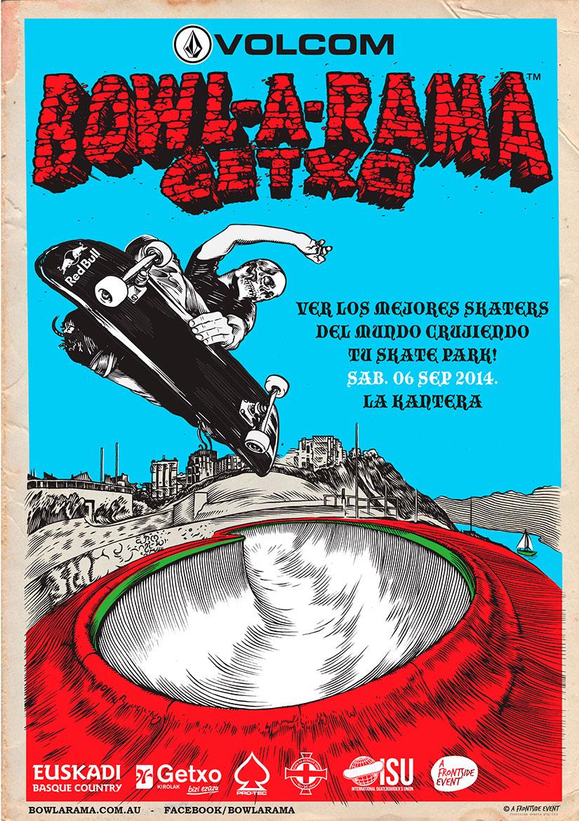 Bowl A Rama Getxo 2014 La Kantera