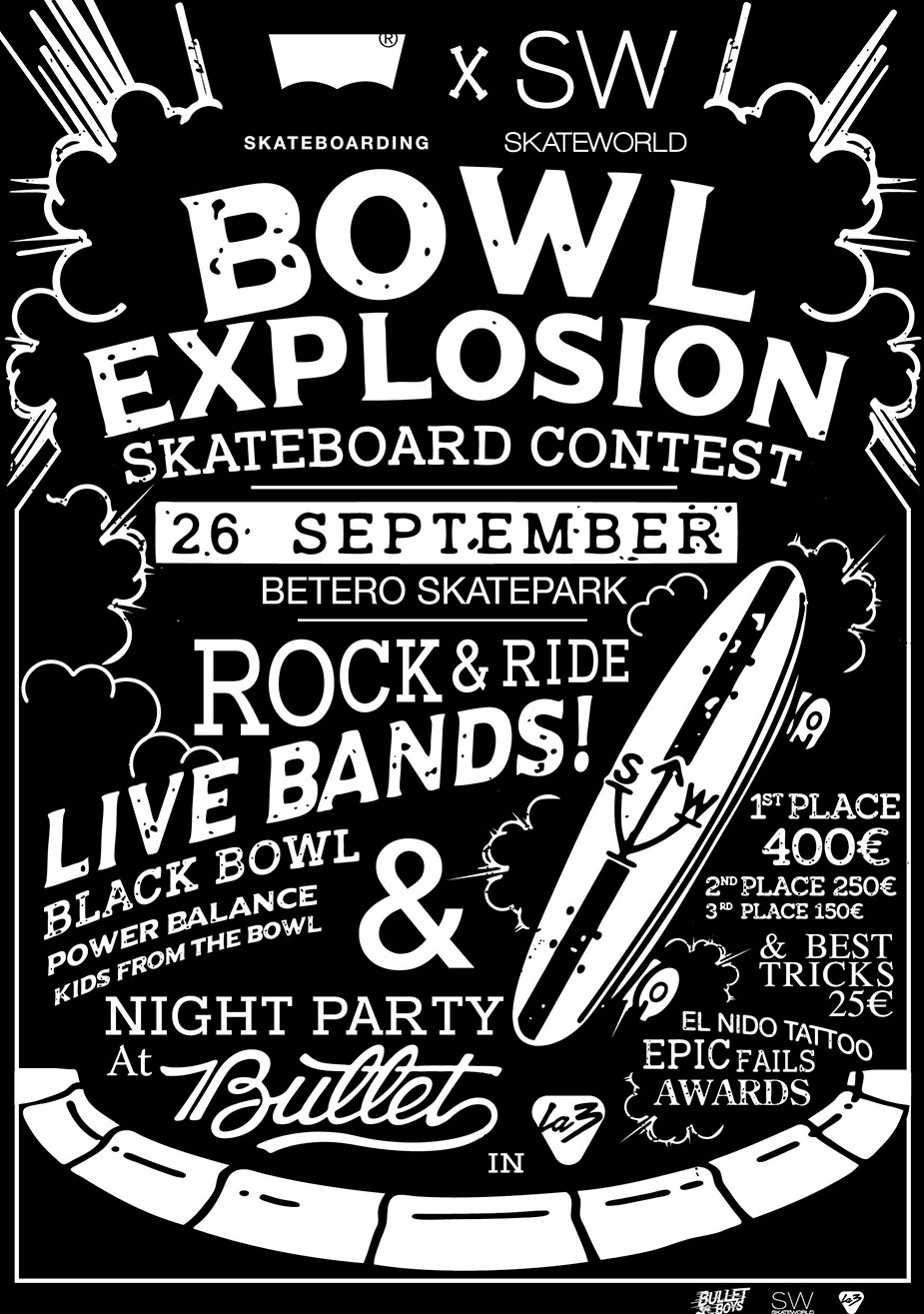cartel bowl explosion