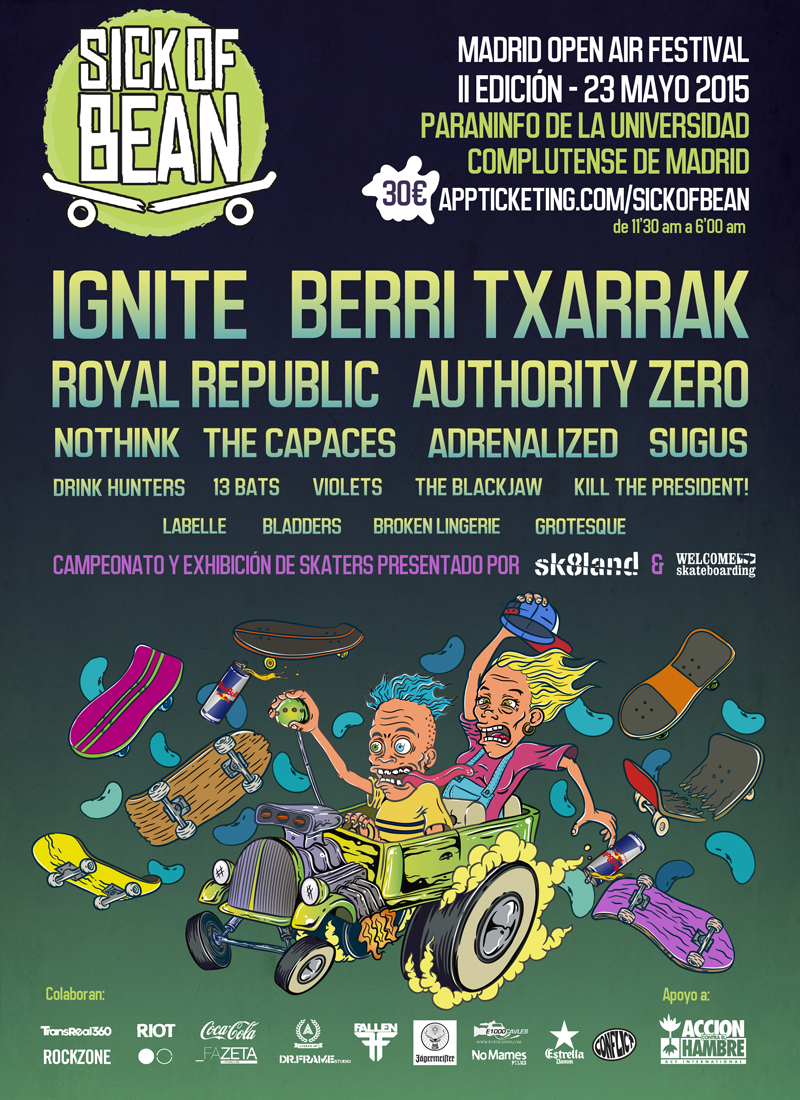 cartel Sick of Bean Fest 2015