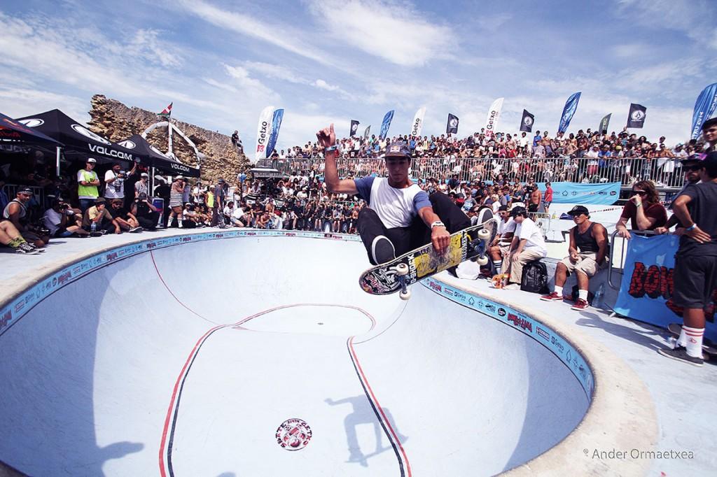 Danny Leon. Bowl A Rama Getxo 2014 La Kantera