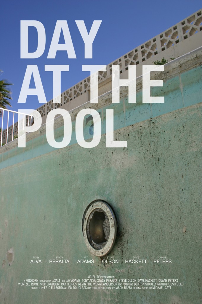 documental day at the pool. MOMENTS 2014