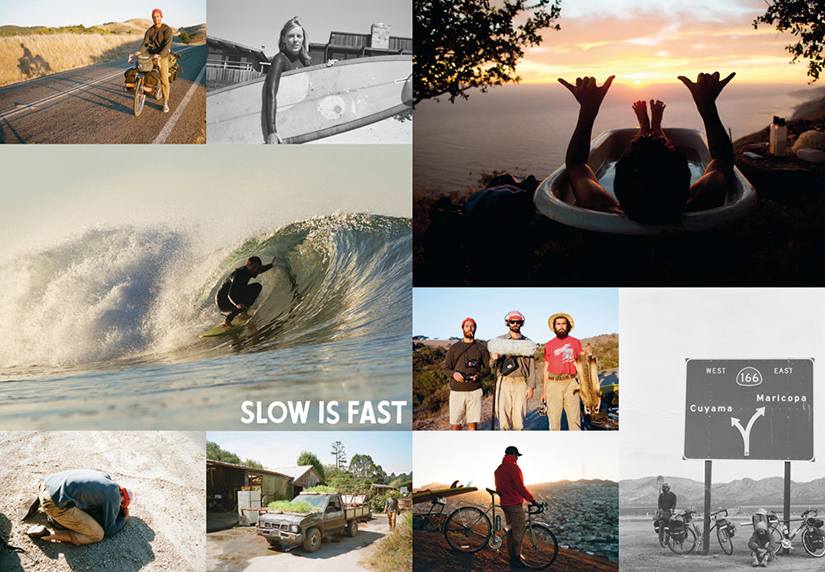 documental slow is fast. MOMENTS 2014