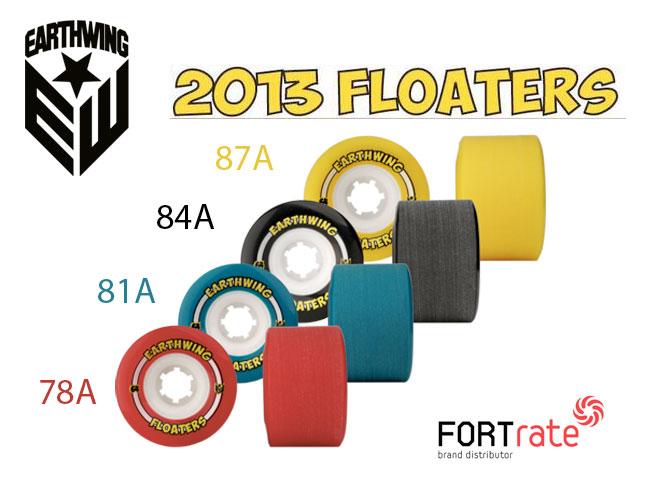 Floater wheels