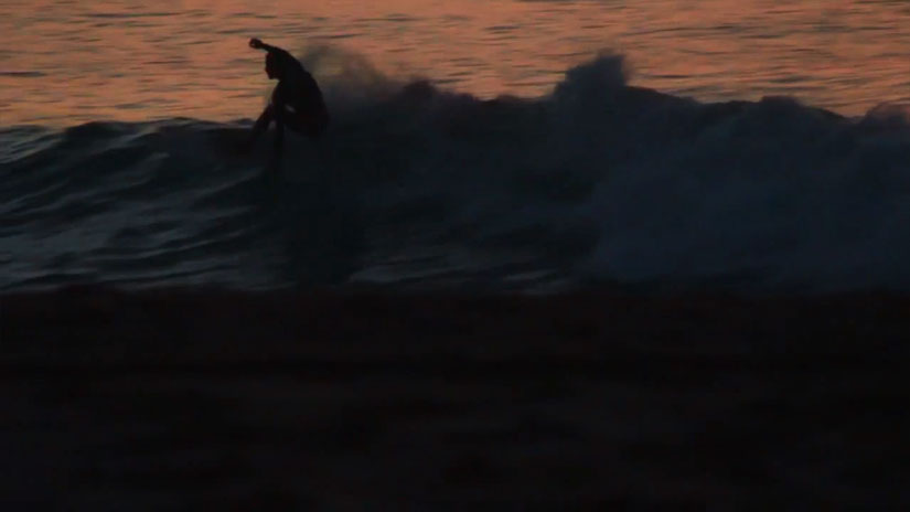 Video surf: Las Landas