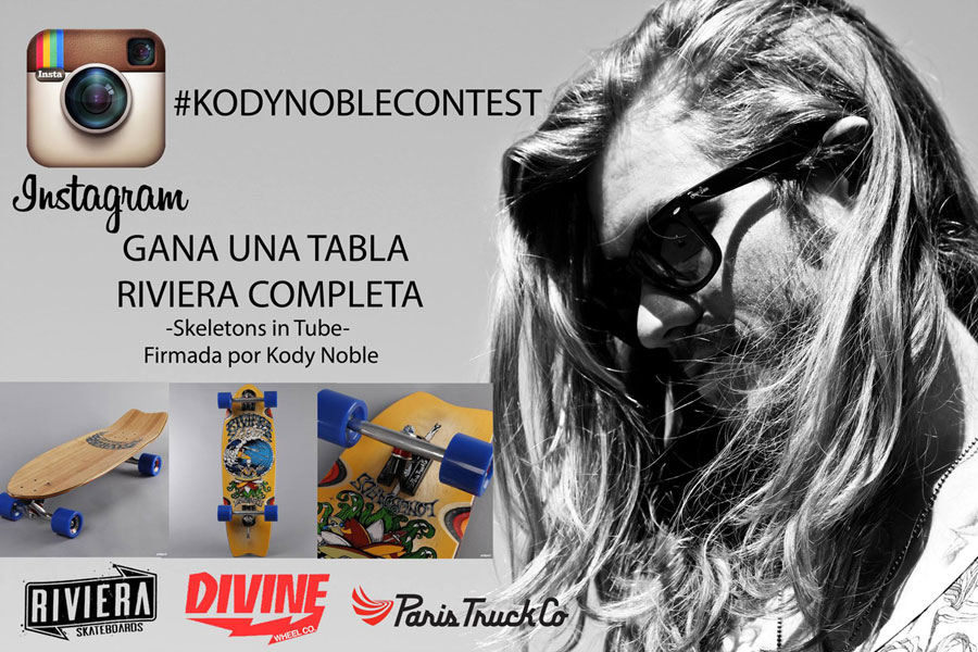 Kody Noble Contest