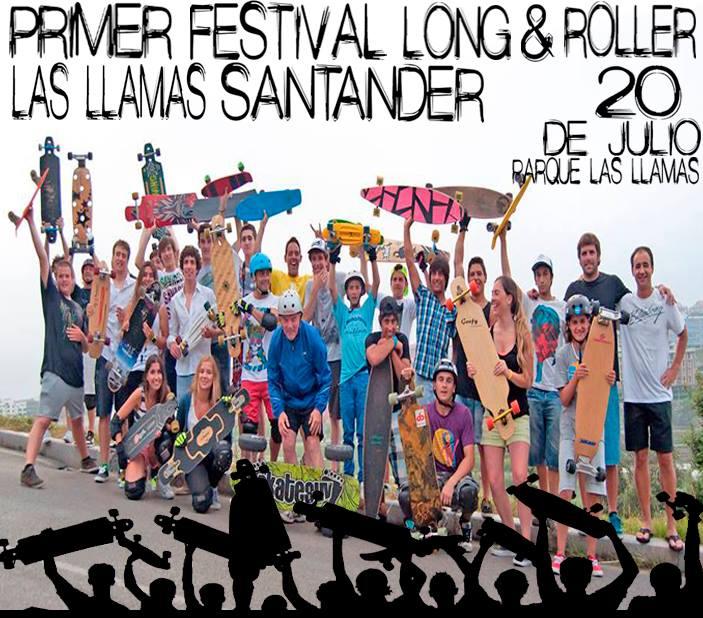 I Festival Long & Roller Las Llamas