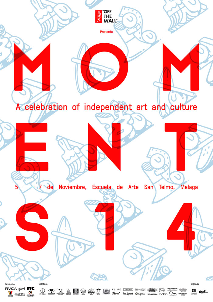 Moments 2014 | A Celebration of Independent Art & Culture