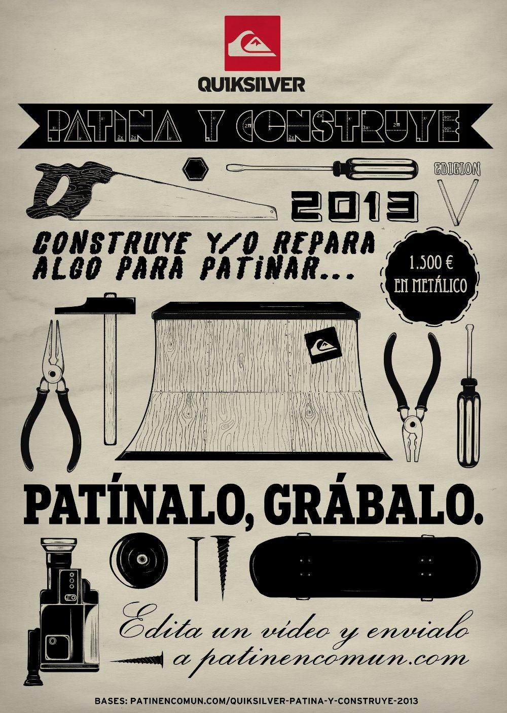 Patina y Construye 2013