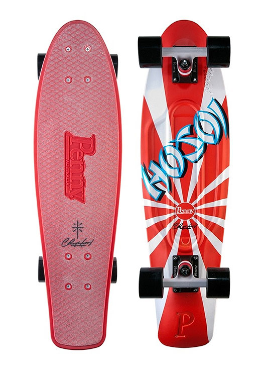 Penny Skateboards Christian Hosoi