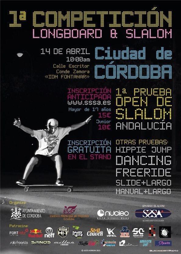 1 Open Slalom Cordoba