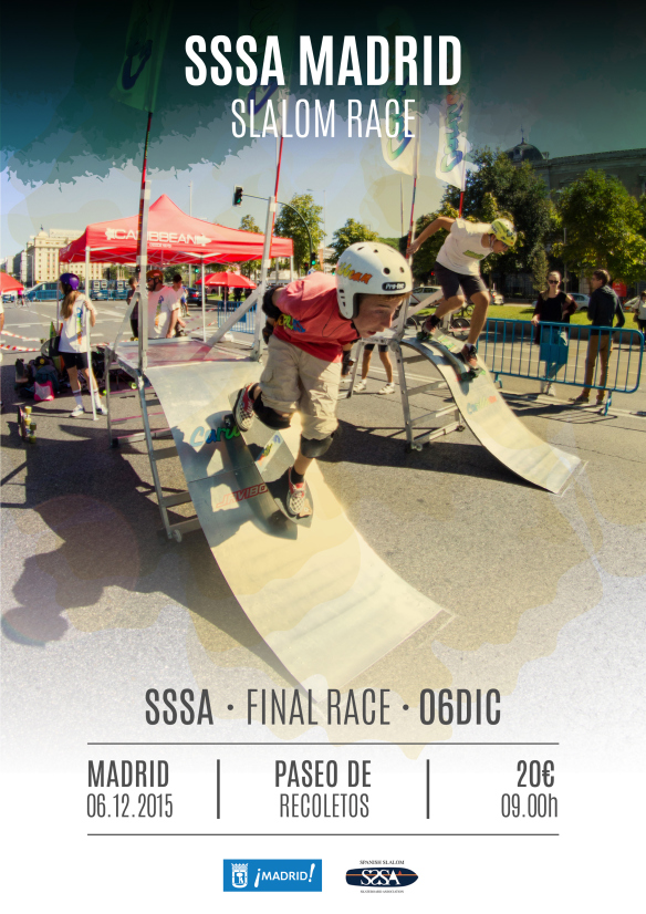 sssa slalom race madrid
