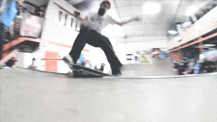 Valdemoro Indoor. Mini ramp