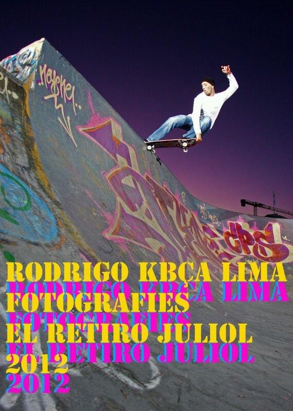 Rodrigo Vargas exposición fotografía skate Sitges