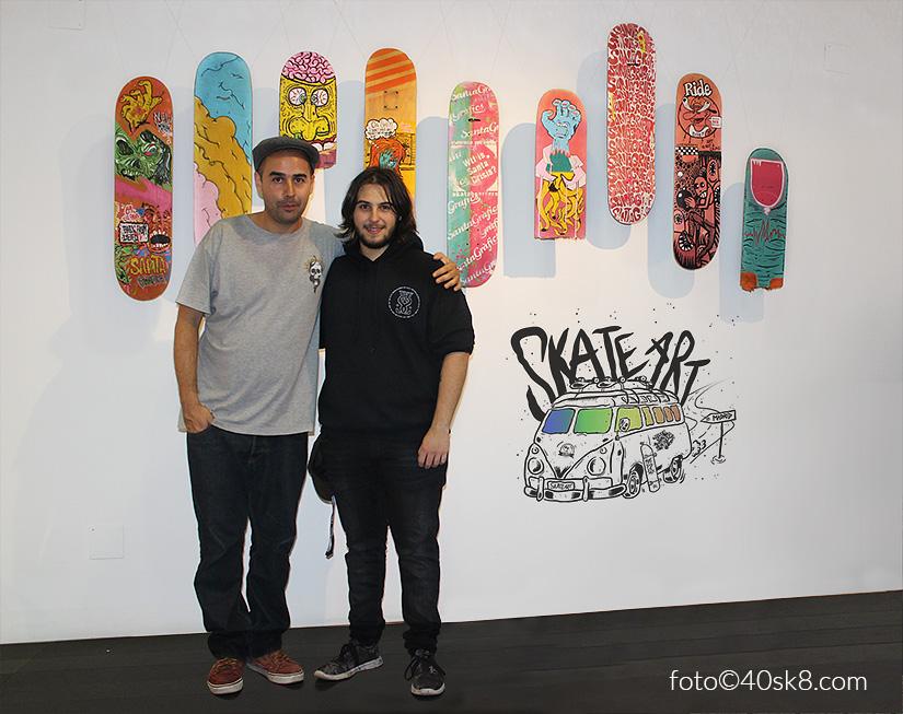 Skate Art Caribbean Matdisenny Albert Soldevilla
